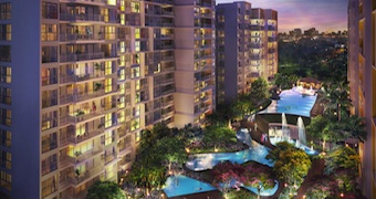 Singapore Property Launches - Twin Fountains EC