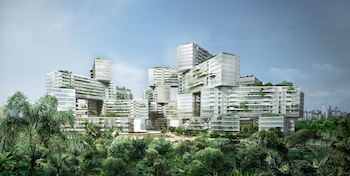 Singapore Property Launches - The Interlace