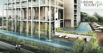 Singapore Property Launches - Urban Resort