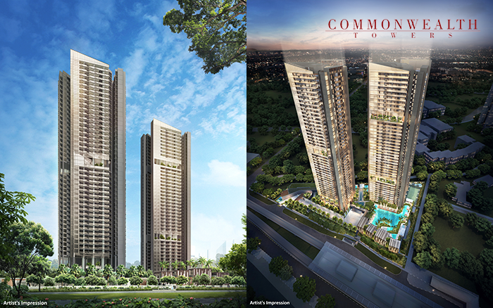 Singapore Property Launches - Commonwealth Towers