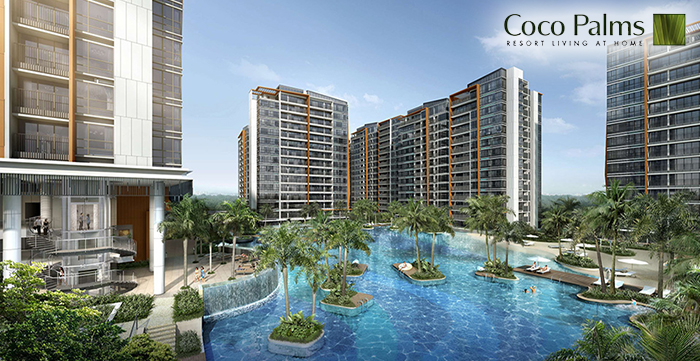 Singapore Property Launches - Coco Palms Condo