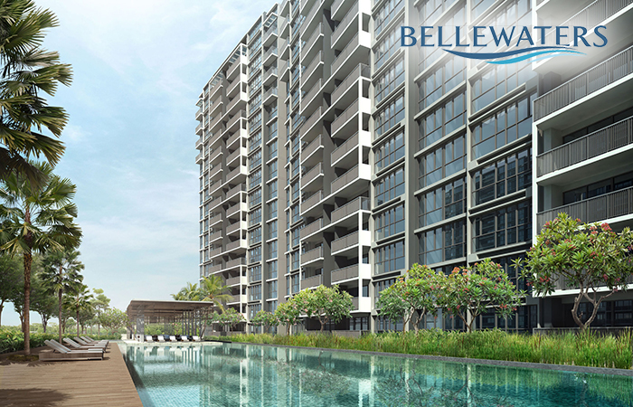 Singapore Property Launches - BelleWaters EC