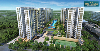 Singapore Property Launches - The Vales EC