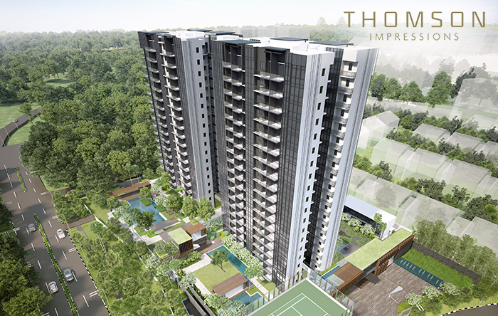 Singapore Property Launches - Thomson Impressions