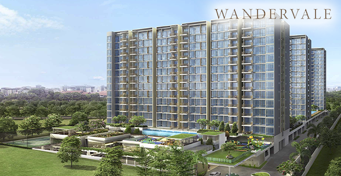 Singapore Property Launches - Wandervale EC