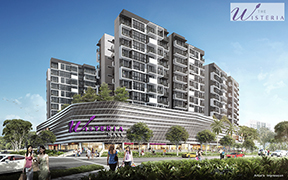 Singapore Property Launches - The Wisteria