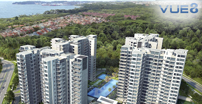 Singapore Property Launches - Vue 8 Residence