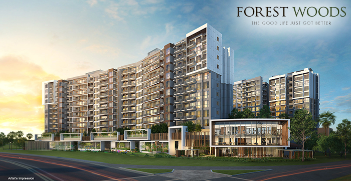 Singapore Property Launches - Forest Woods
