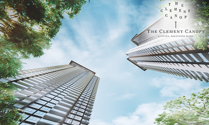 Singapore Property Launches - The Clement Canopy