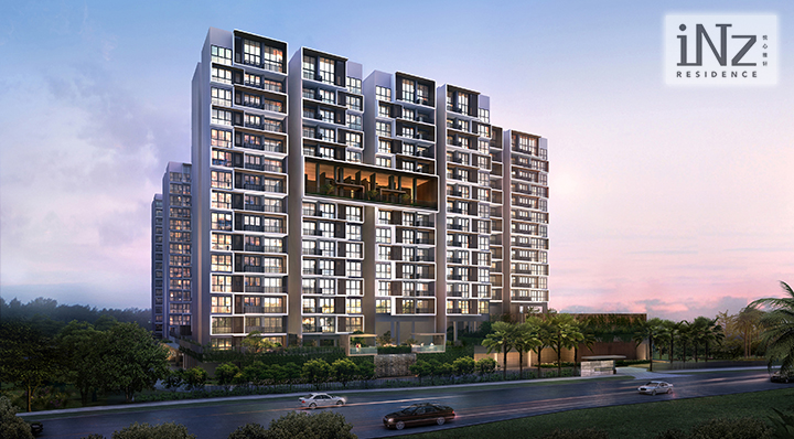 Singapore Property Launches - iNz Residence EC
