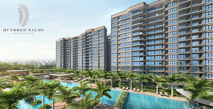 Singapore Property Launches - Hundred Palms Residences EC