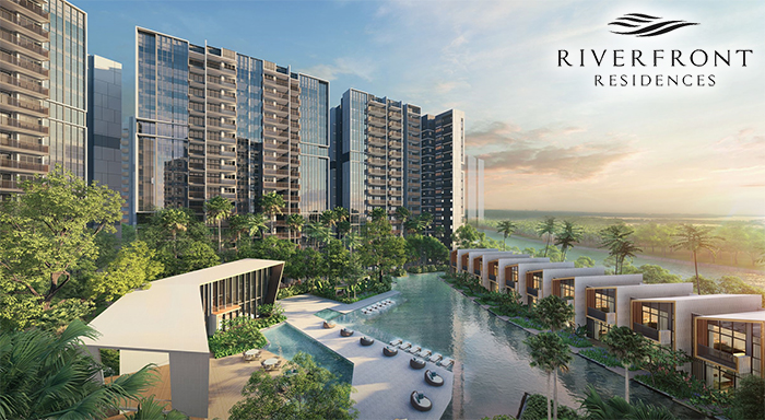 Singapore Property Launches - Riverfront Residences