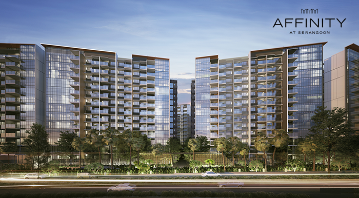 Singapore Property Launches - Affinity At Serangoon