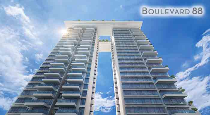 Singapore Property Launches - Boulevard 88