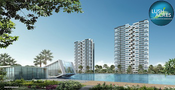 Singapore Property Launches - Lush Acres EC