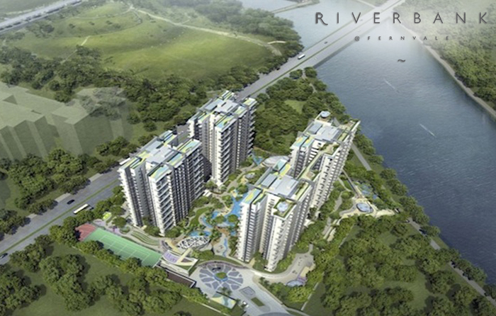Singapore Property Launches - Riverbank @ Fernvale