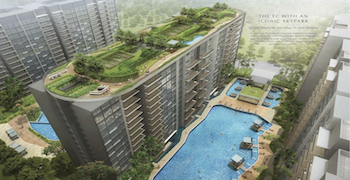 Singapore Property Launches - Skypark Residences EC