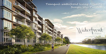 Singapore Property Launches - Waterfront @ Faber