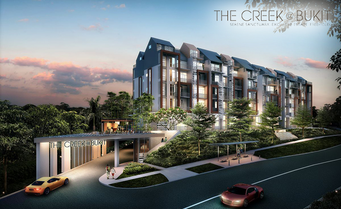 Singapore Property Launches - The Creek @ Bukit