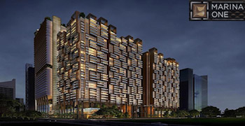 Singapore Property Launches - Marina One