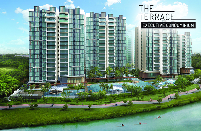 Singapore Property Launches - The Terrace EC