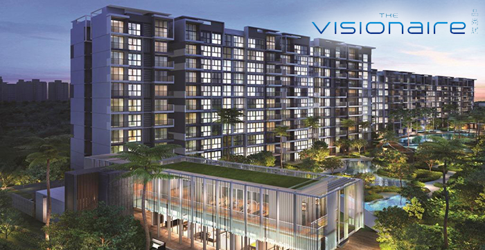 Singapore Property Launches - The Visionaire EC