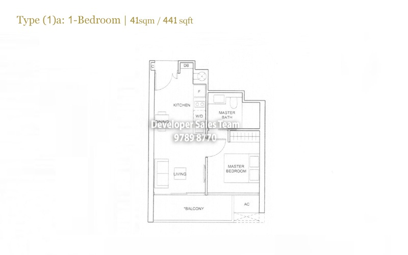 CT 1 Bedroom