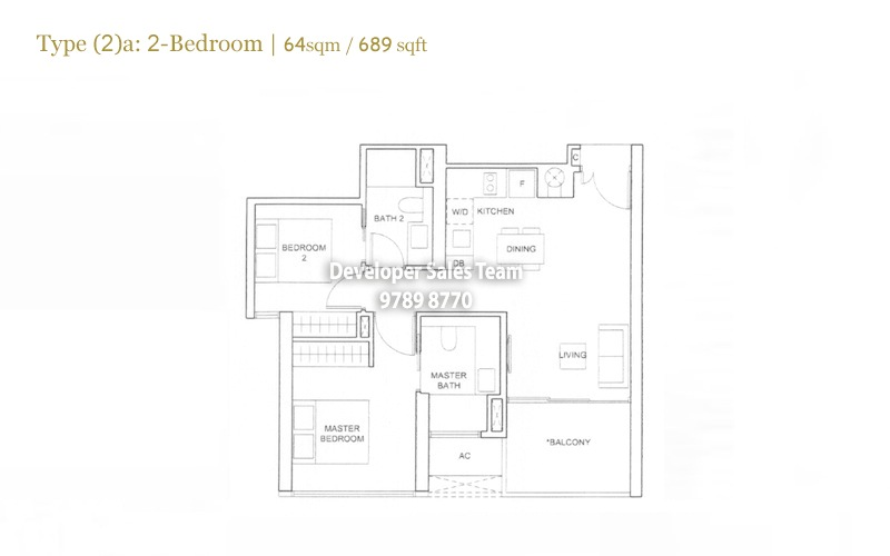 CT 2 Bedroom