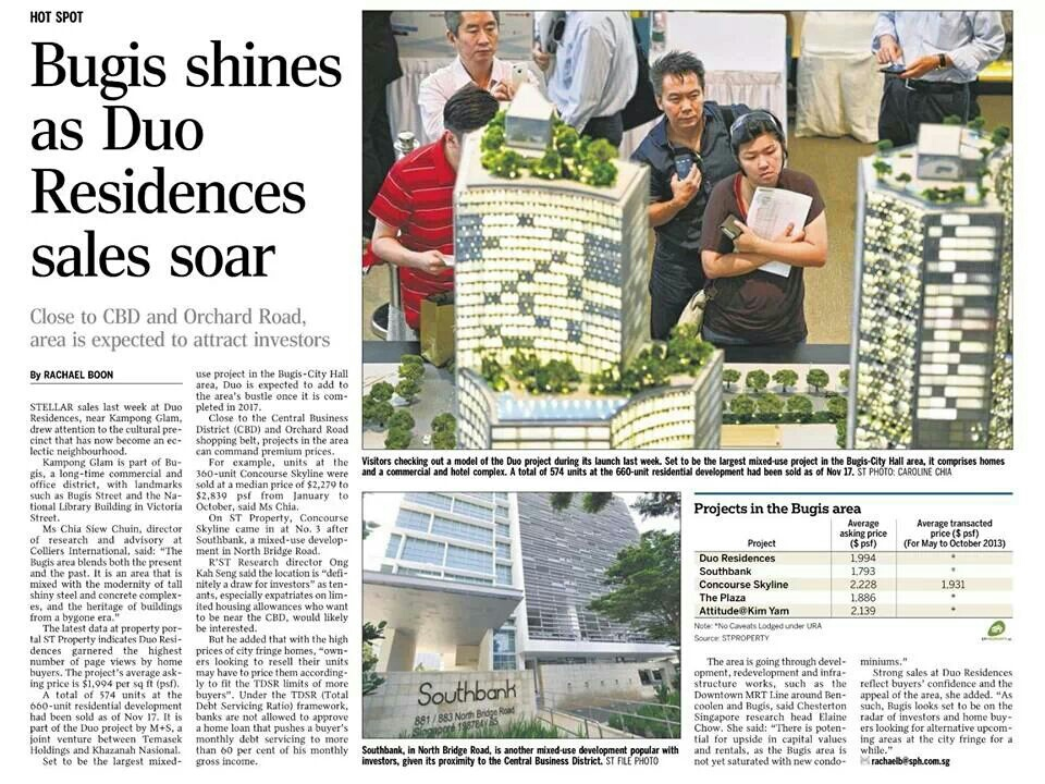 Article Bugis-shines-as-duo-residences-sales-soars