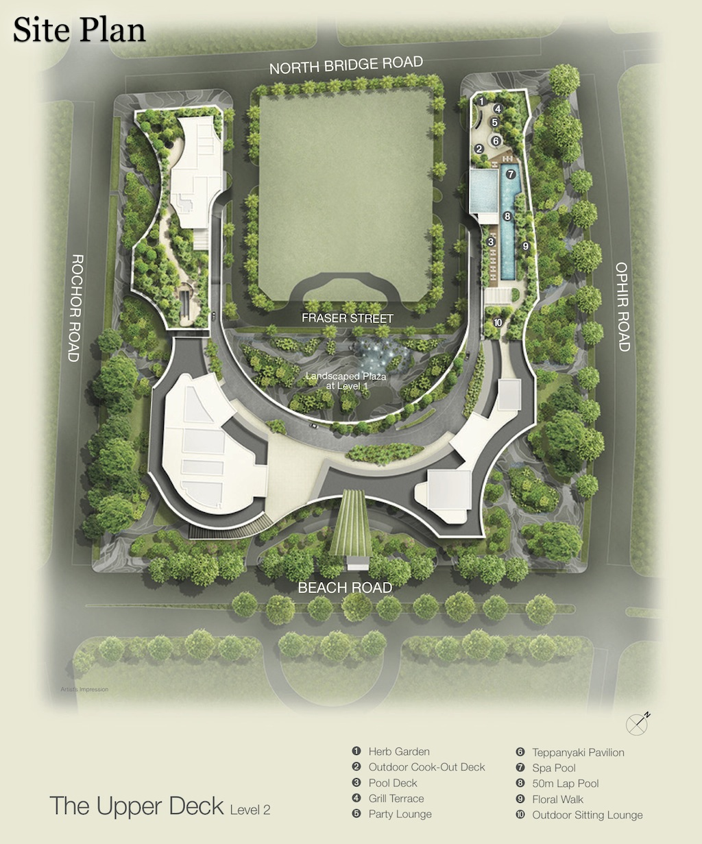Duo-Residences-Site-Plan