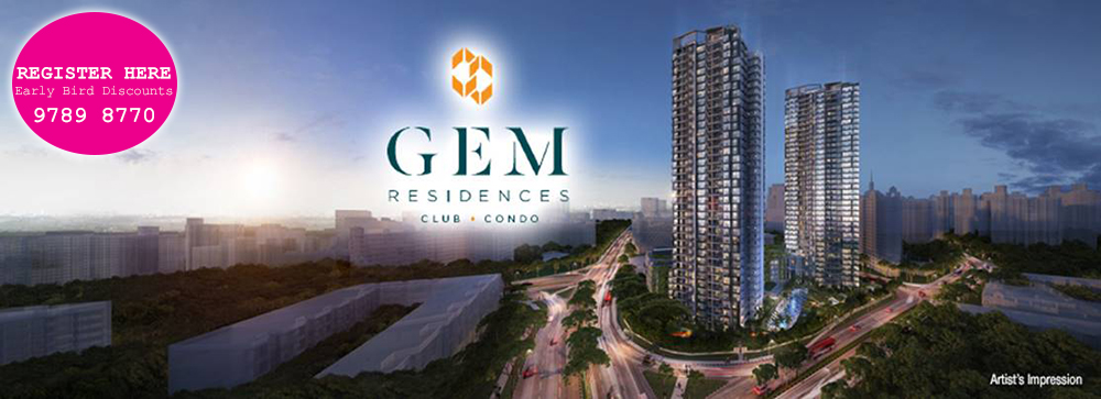 Gem Residences Twin Towers