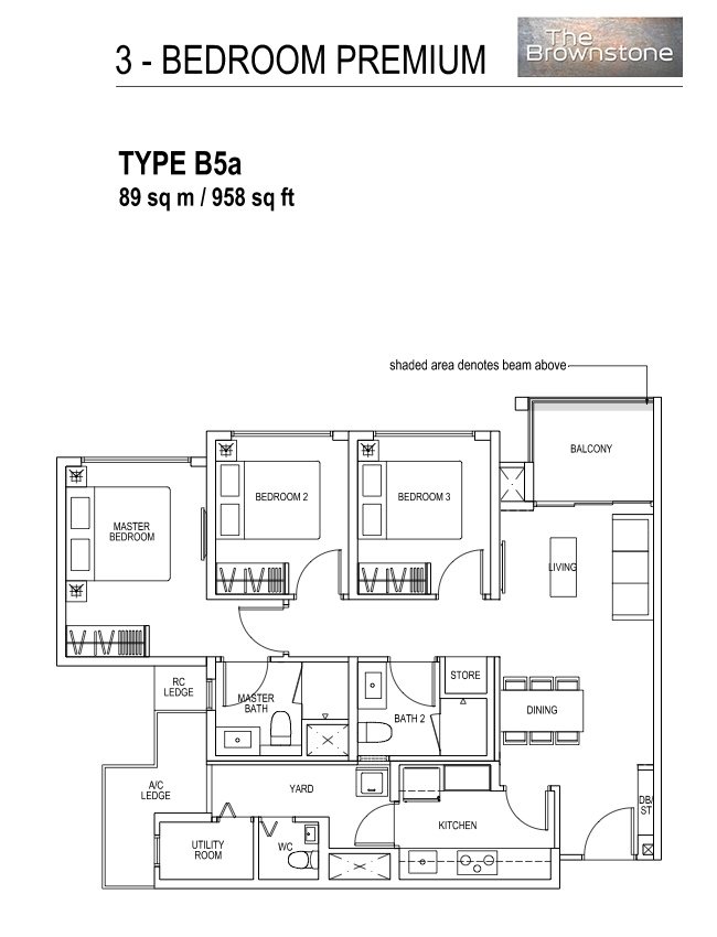FloorPlan TypeB5a
