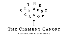 The Clement Canopy Logo 233x120