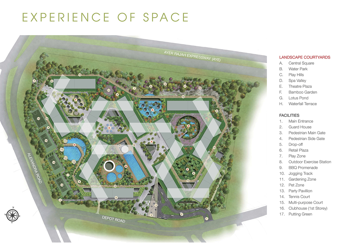 The-Interlace-Siteplan