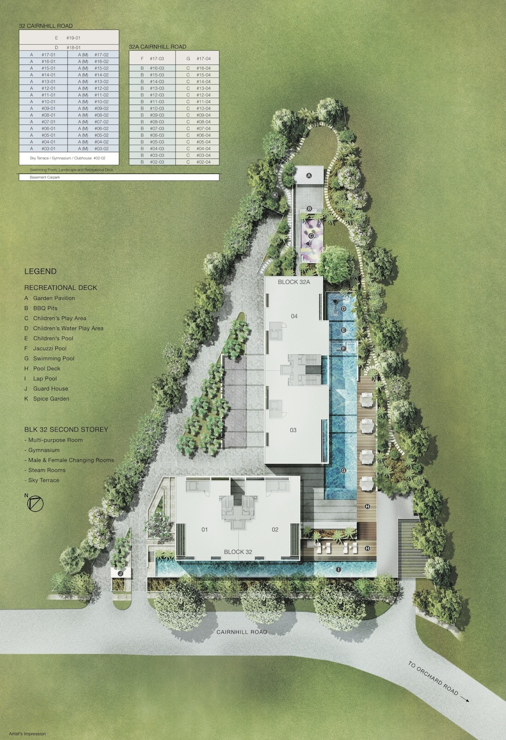 Urban-Resort-Site-Plan