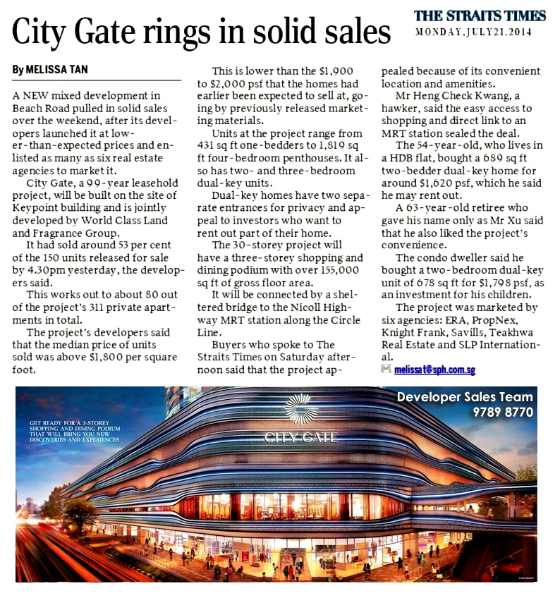 City-Gate-Rings-In-Solid-Sales