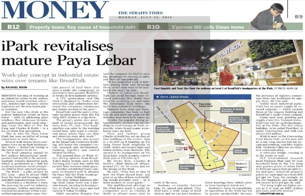 Article iPark
