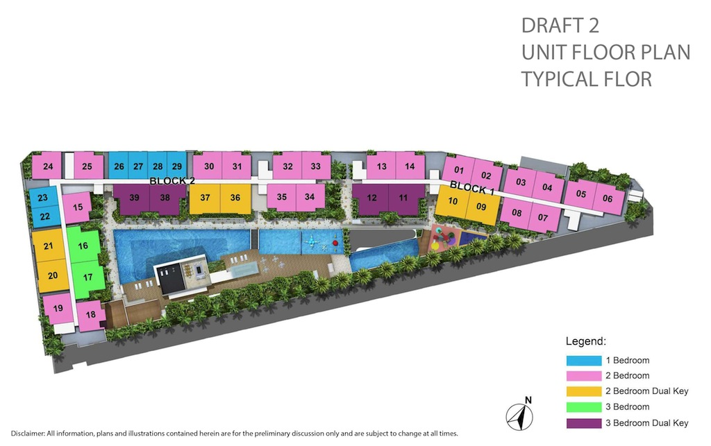 Kensington-Square-Residential-Site-Plan
