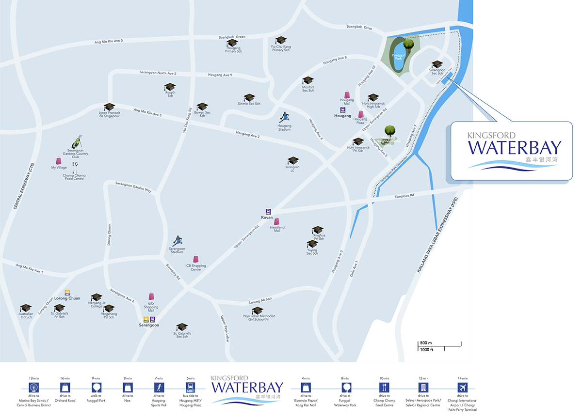 Kingsford-Waterbay-LocationMap