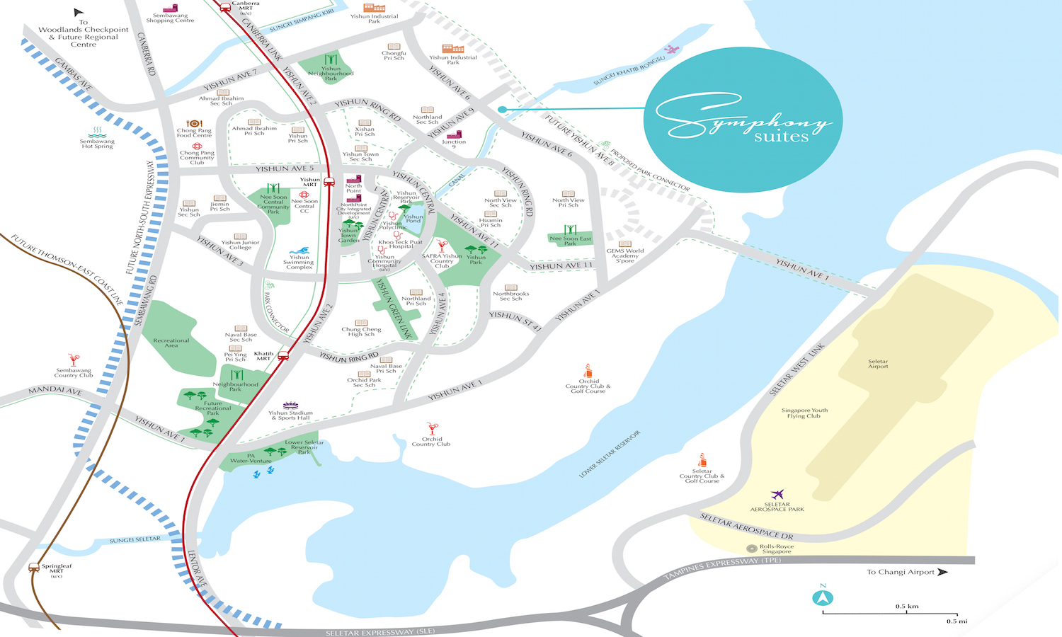 Symphony-Suites-Location-Map