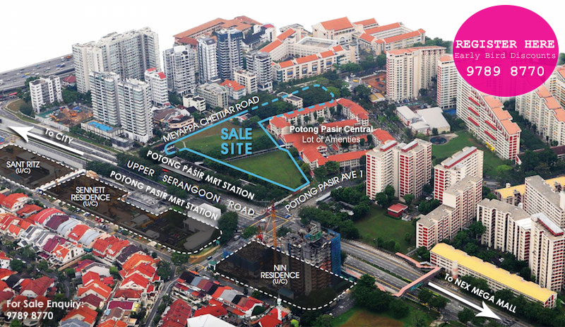 The Andrew Residences At Potong Pasir sale site top