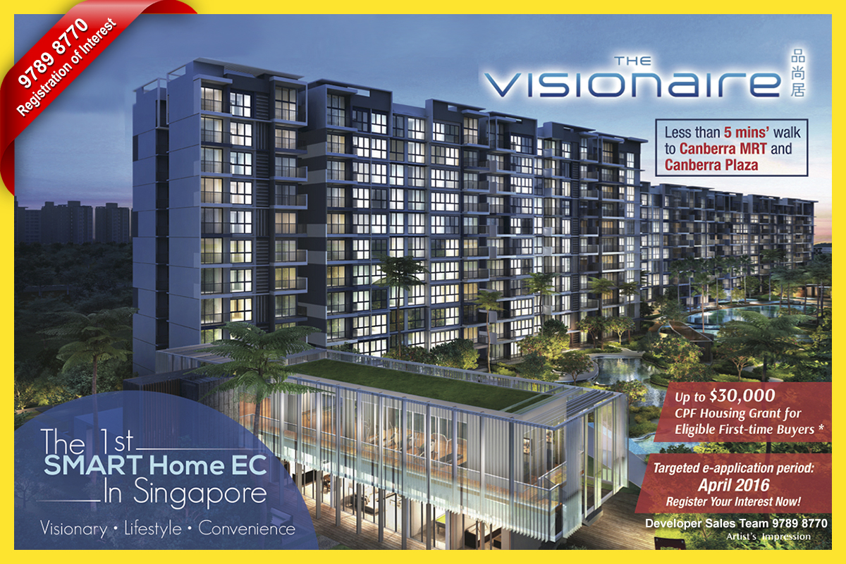 The Visionaire EC Canberra MRT