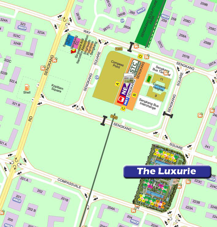 luxuriemap